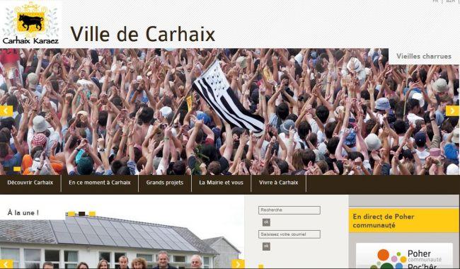 Ville de Carhaix