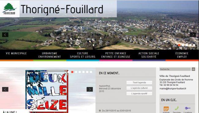 Ville de Thorigné-Fouillard