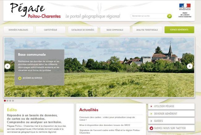 Pégase Poitou-Charentes