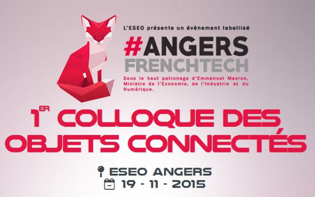 Alkante participe au Colloque des Objets Connectés qui se tiendra à Angers jeudi 19 novembre 2015 ! ...